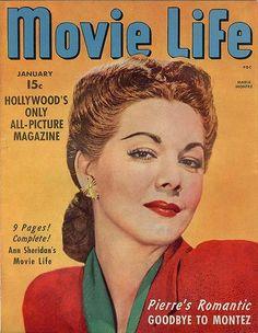 1940's Fashion - Get the Makeup Look of Maria Montez | EauMG