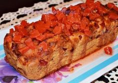 Chec cu dulceata de gutui Banana Bread, French Toast, Cooking Recipes, Mai, Breakfast, Desserts, Food, Morning Coffee, Meal