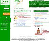 Le #design des sites #ecommerce en l'an 2000, voilà ce que c'était ..
