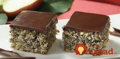 Okusi jeseni: Kolač od maka i jabuka Kolaci I Torte, Croatian Recipes, Breakfast Cake, Russian Recipes, Sweet Cakes, Sweet Treats, Dessert Recipes, Food And Drink, Cooking Recipes