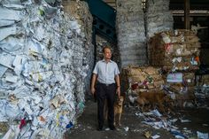 An intense crackdown by Chinese regulators on imported foreign waste destined to be recycled has had an impact on businesses and municipalities around the world.