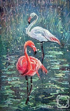 Стрелец Виктория. Фламинго