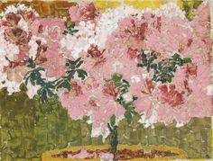 Augusto Giacometti (Swiss, Azaleen [Azaleas], Oil on canvas, 49 x 63 cm Alberto Giacometti, Renoir, Art History Major, Photo Tree, Art Moderne, Flowering Trees, Love Art, Beautiful Homes, House Beautiful