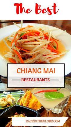 Thailand: The Best Chiang Mai Restaurants