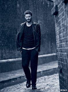 Jamie Dornan When He Made You Melt in the Rain