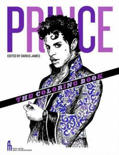 A coloring book for adults…in the imitable Feral House style Prince said it best: In this life You're on your own And if de-elevator tries to bring you down Go crazy! . . . With crayons. Through his music, Prince inspired unrestrained joy. With contributions from both Prince's fan-art community and professional illustrators, this Prince coloring book is a pure expression and celebration of the joy he inspired throughout the world. More than just black line drawings to be colored in, each…