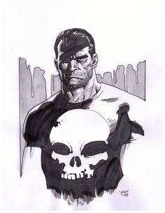 Punisher by Lan Medina