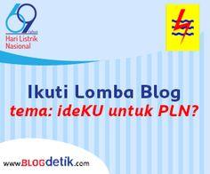 IdeKU Untuk PLN | ZEIN Blog