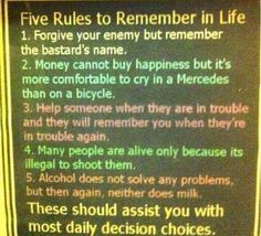 The Five of Life