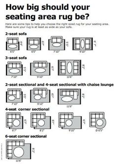 room carpet 17 ideas living room rug placement sectional furniture layout for 2019 Living Room Rug Placement, Area Rug Placement, Coffee Table Placement, Living Room Carpet, Rugs In Living Room, Living Room Designs, Living Room With Sectional, Living Room Size, Living Dining Combo