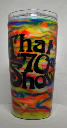 That 70s Show 20oz Stainless Steel Tumbler