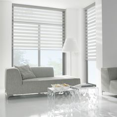 Day and night roller blinds.. wonderful!