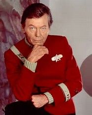Image result for DeForest Kelley
