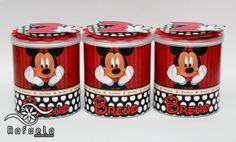 Batata Pringles Mickey  Feito em qq tema  Peça já o seu! R$ 8,61