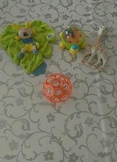 Kaufe meinen Artikel bei #Mamikreisel http://www.mamikreisel.de/spielzeug/lernspielzeug/27990001-babyspielzeugset-zum-lernen