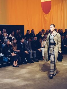 Paris Fashion Week Diary: Céline Spring 2016 | Visual Therapy