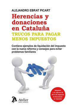 Herencias y donaciones en Catalunya