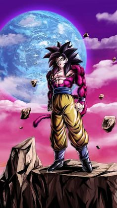 I am even stronger now 💪 Dragon Ball Z, Dragon Z, Super Saiyan 4 Goku, Son Goku, Amazing Facts, Anime Stuff, Devil, Fun Facts, Marvel