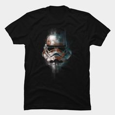 Stormtrooper T Shirt By StarWars Design By Humans