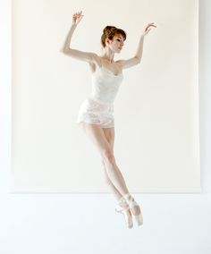 Kathryn Hosier of National Ballet of Canada, photographed by Sian Richards