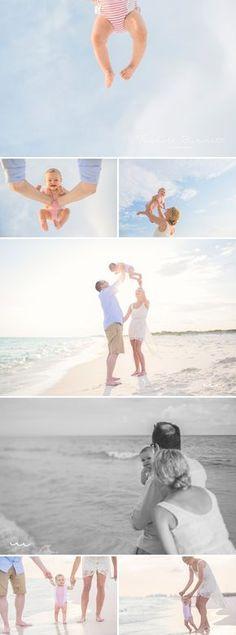Beach Photographer in Santa Rosa Beach | Water and Light | Beach Photo Inspiration| Family Posing| Dreamy beach photos | Beach Baby Photography | Candid | Lifestyle Family Beach Session © Nichole Burnett Photography