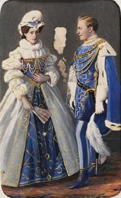 Luís I of Portugal and Queen Maria Pia Aztec Costume, Portuguese Royal Family, Spanish Netherlands, Vintage Couples, Holy Roman Empire, Victorian Women, Lisbon Portugal, Prince And Princess, Masquerade Ball