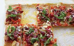 Mushroom pizza!