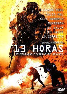 13 Horas: Los soldados secretos de Bengasi - 2016 El 11 de septiembre de 2012, en el 11º aniversario del ataque a las Torres Gemelas de Nueva York tuvo lugar un asalto al consulado estadounidense de Bengasi (Libia) en la que murieron varias personas, entre ellas el embajador de EE.UU en Libia, Christopher Stevens.