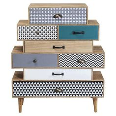 Capri Dresser 8 Drawer