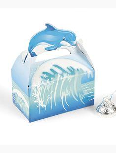 Traktatieboxje Dolfijn