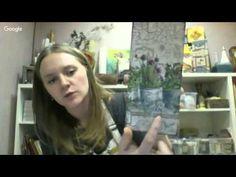 """Аля Ашмарина Хендмайд5 Одношаговый кракелюр """"От азов до идеальной сетки трещин"""". - YouTube"""