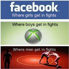 girls wrestle too.....