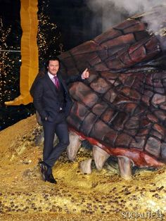 Luke Evans - Celebrities Attend 'The Hobbit: The Desolation Of Smaug' Premiere In Berlin