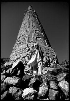 IL ETAIT UNE FOIS EN AFGHANISTAN by Jean-Pierre Grandjean, via Behance