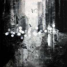 "Saatchi Online Artist Stephane Villafane; Painting, ""Exit"" #art"