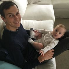 Baby Theo's fall fashion and more of Ivanka Trump and Jared Kushner's cutest family photos - HELLO! US