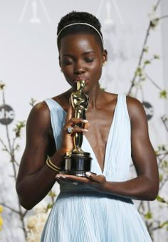 Lupita and her new boo ❤️