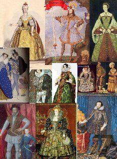 Elizabethan Fashion | Publish with Glogster!