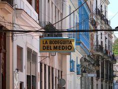 La Bodeguita del medio à La Havane