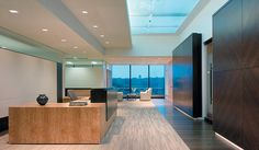 ADA RECEPTION SOLUTIONS- Rottet Studio - Projects - Executive Offices of a Fortune 100 Company: Norwalk, CT