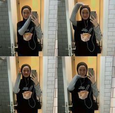 Muslim Fashion, Modest Fashion, Hijab Fashion, Fashion Outfits, Women's Fashion, Casual Hijab Outfit, Hijab Chic, Muslim Girls, Muslim Women
