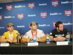I had such an amazing time at the 2013 Reebok CrossFit Games, I don't even know where to start with this post. So many awesome things happened during the Games competition: legless rope climbs, Wall Burpees, the Rogue worm, a … Reebok Crossfit, Crossfit Games, Crossfit Athletes, Competition Games, The Incredibles, Baseball Cards
