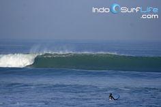 5 August 2016, Bali waves a little bit flat but still fun.