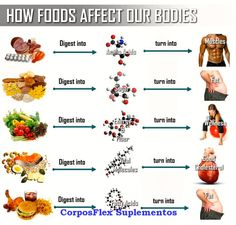 Chose the foods wisely! Get to know its effects in your body #corposflex #suplementos https://www.corposflex.com/animal-stak-21-packs-universal-nutrition