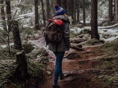 Planning a walking holiday? Here is the essential walking holiday and hiking packing list to take the guesswork out of your next walking adventure. Backpacking Food, Camping And Hiking, Hiking Gear, Camping Cabins, Hiking Tips, Hiking Supplies, Hiking Training, Hiking Essentials, Walking Holiday