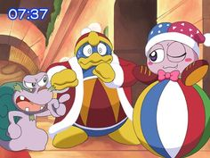 O.O So Marx is in Kirby Right Back At Ya? I have to know the name of this episode!