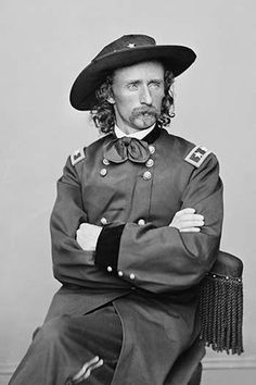 George Armstrong Custer (1839 - 1876) was a highly decorated American military officer, who served in the American Civil War and Indian Wars, but his miltary accomplishments are often overshadowed by                                                                                                                                                                                  More