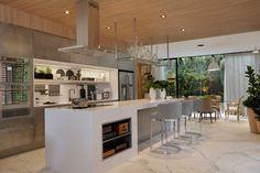 Decoração, design de interiores, decoração de casa, Casacor, Paola Ribeiro, plantas, plantas na decoração, ambientes integrados, casa integrada, decoração clássica, decoração contemporânea, vintage, decoração vintage, cozinha.