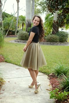 blueSusan makes: Mer's Fabulous Party Skirt