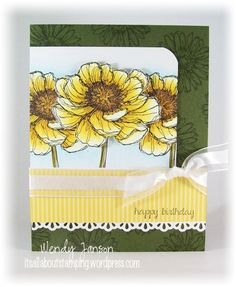 Bloom with Hope - Its All About Stamping